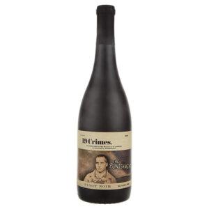 19 Crimes Pinot Noir The Punishment
