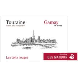 Domaine Guy Mardon Touraine Gamay Les Toits Rouges