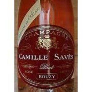 Camille Saves Rose Brut Grand Cru Champagne