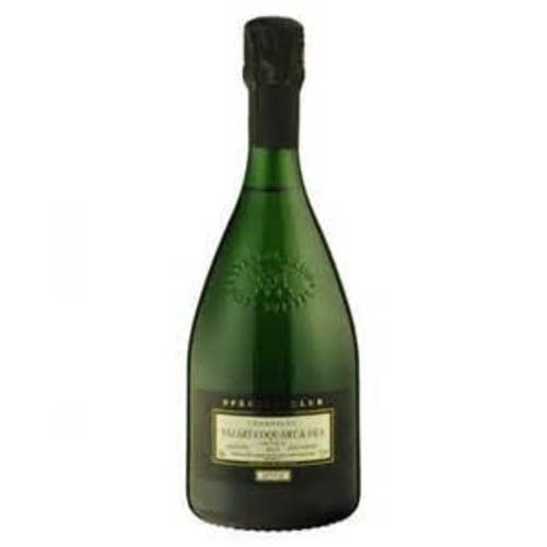 Vazart-coquart Special Club Brut Grand Cru Champagne Blanc De Blancs Chardonnay