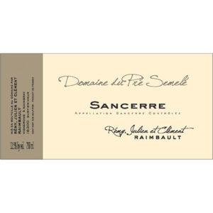 Domaine Du Pre Semele Sancerre Rose