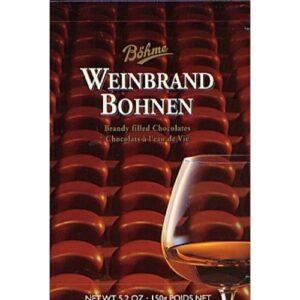 Bohme Weinbrand Brandy Filled Chocolate Beans
