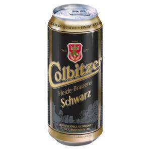 Colbitzer German Schwarz Lager • 16.9oz Can