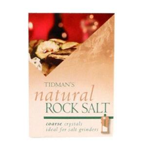 Tidmans Natural Rock Salt