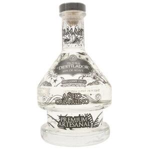 El Destilador Anejo Cristalino Diamante Tequila
