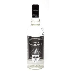 El Destilador Tequila • Blanco 99 Proof