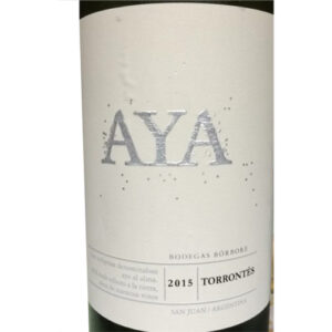 Aya Torrontes Argentina