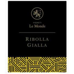 Le Monde Ribolla Gialla Sparkling
