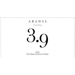 Abadal 3.9 Cabernet Sauvignon (6 / Case)