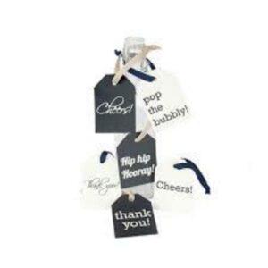 Coppertops Paperie Bottle Tags • 6pk