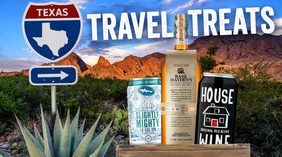 Texas Travel Treats - Spec's Wines, Spirits & Finer Foods