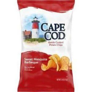 Cape Cod Mesquite BBQ Potato Chips