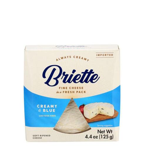 Briette Brie Creamy Blue