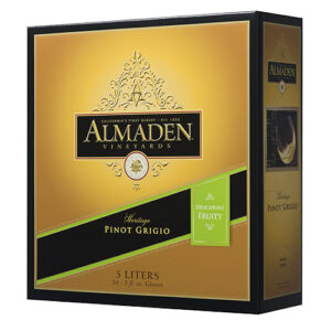 Almaden Pinot Grigio Box 4 / Case