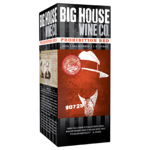Big House Prohibition Red 6 / Case