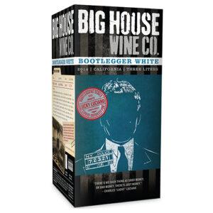Big House Bootlegger White