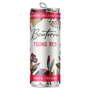 Bonterra Organic Young Red Can