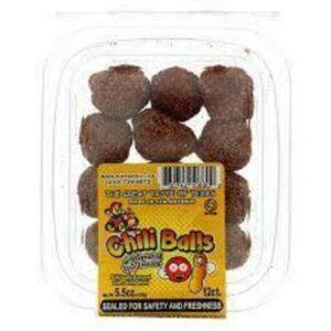 Alamo Chili Balls Candy
