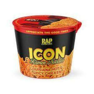 Rap Snacks Noodles • Boosie La Hot & Spicy