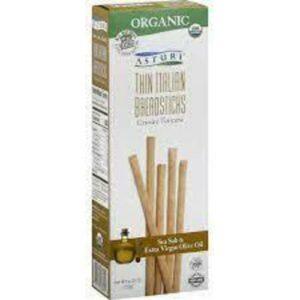 Asturi Sea Salt Breadsticks