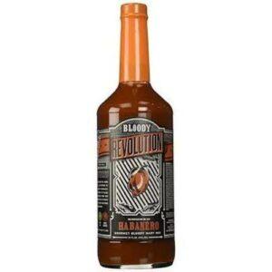 Bloody Revoulution Habanero Bloody Mary Mix Non-alcoholic
