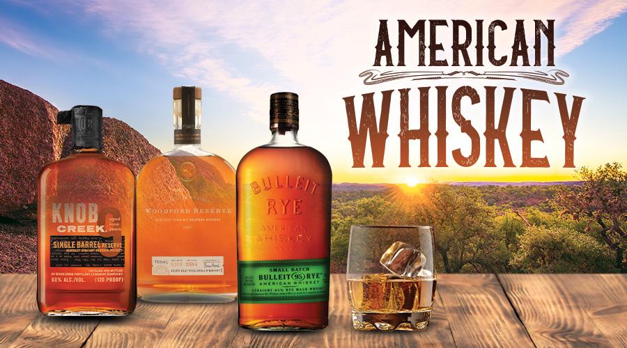 American Whiskey - Spec's Wines, Spirits & Finer Foods