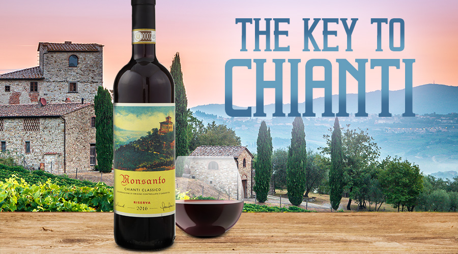 The Key To Chianti - Spec's Wines, Spirits & Finer Foods