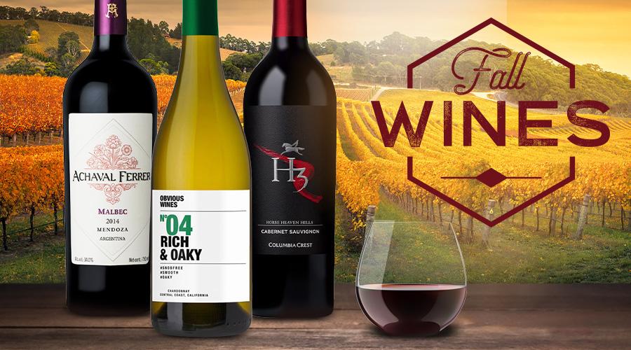 Top Fall Wines 2021 - Spec's Wines, Spirits & Finer Foods