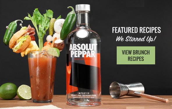 Brunch Cocktails Recipe