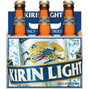 Kirin Light • 6pk Bottle