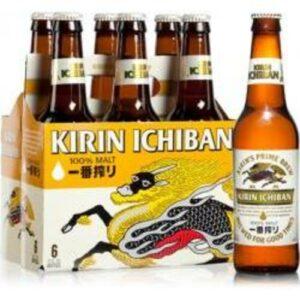 Kirin Ichiban • 6pk Bottle