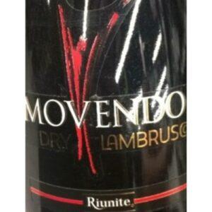 Movendo (Riunite) Dry Lambrusco 6 / Case