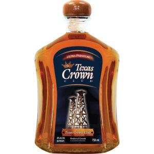 Texas Crown Club Ultra Premium Canadian Whisky