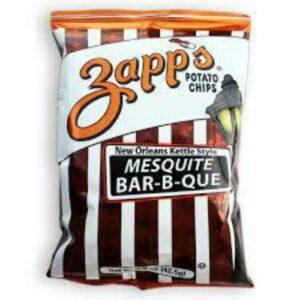 Zapp's Mesquite BBQ Potato Chips