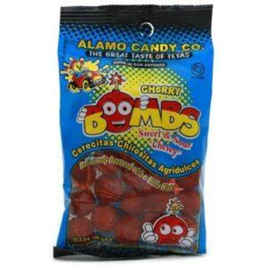 Alamo Cherry Bombs Candy