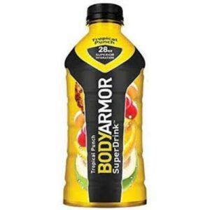Bodyarmor Superdrink Electrolyte Tropical Punch Sport Drink
