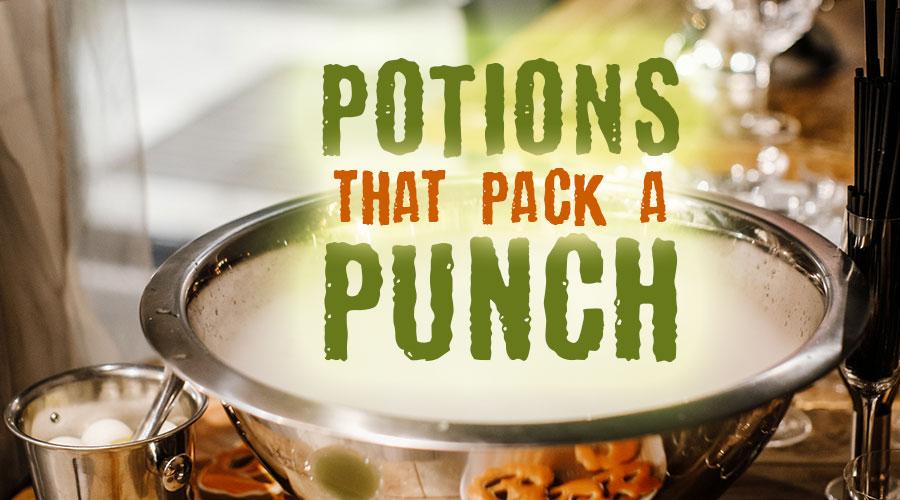 Halloween Punch Recipes - Spec's Wines, Spirits & Finer Foods