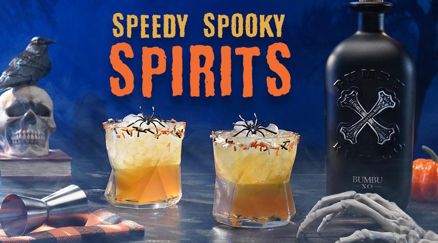 Speedy & Spooky Spirits - Easy Halloween Cocktails | Spec's Wines, Spirits & Finer Foods
