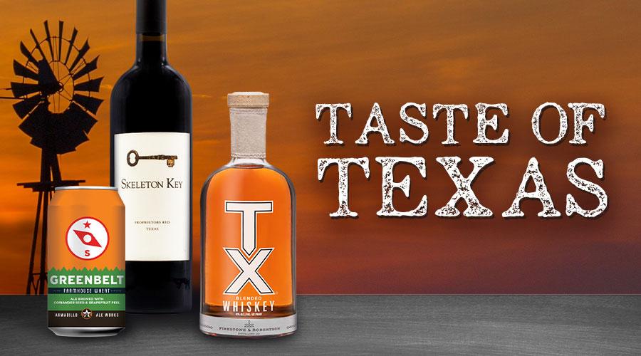 A Taste Of Texas - Spec's Wines, Spirits & Finer Foods