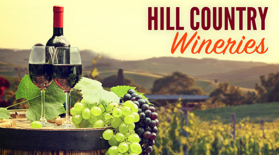 10 Hill Country Wineries And Tasting Rooms