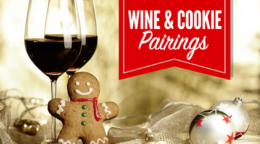 Wine And Holiday Cookie Pairings