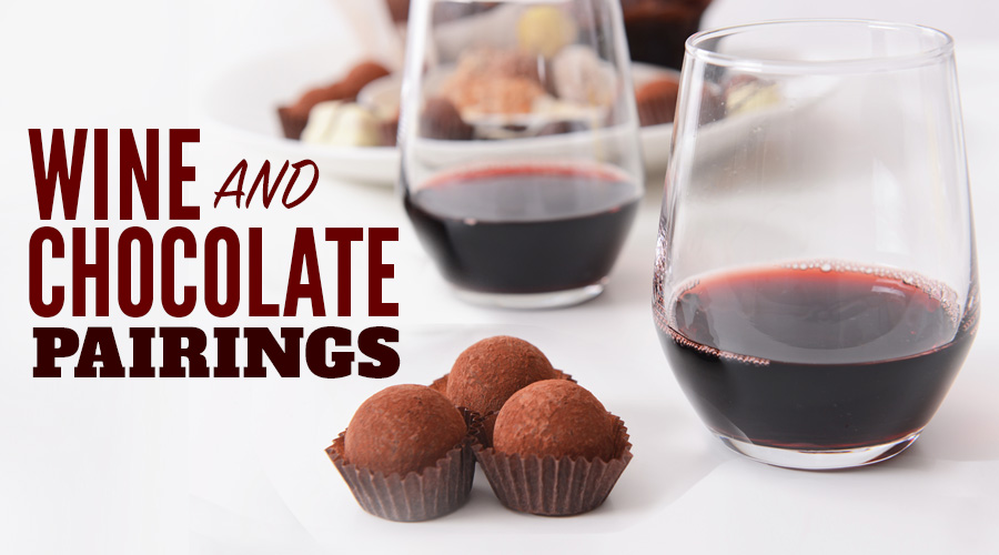 Celebrate National Chocolate Day With Wine And Chocolate Pairings