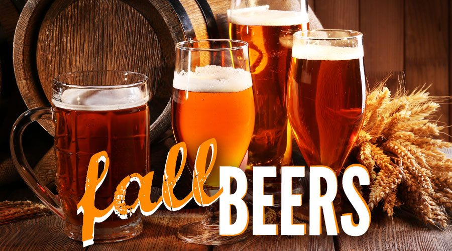 Our Favorite Fall Beers