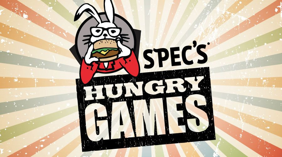Join Us For Spec's Hungry Games In Austin!