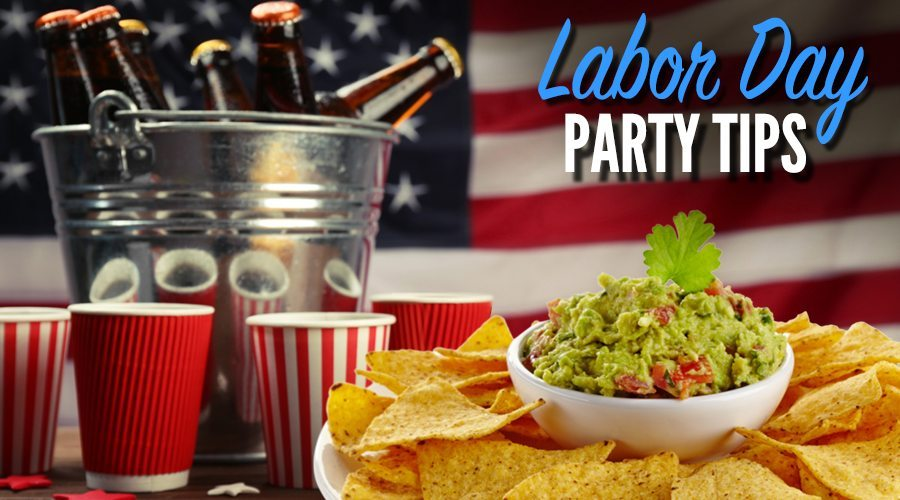 Plan A Labor Day Party
