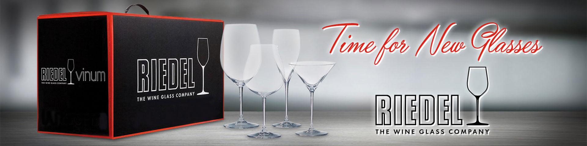 Reidel - Time for New Glasses