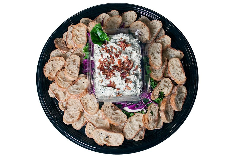 Spec's Party Trays - Spinach Bacon Dip