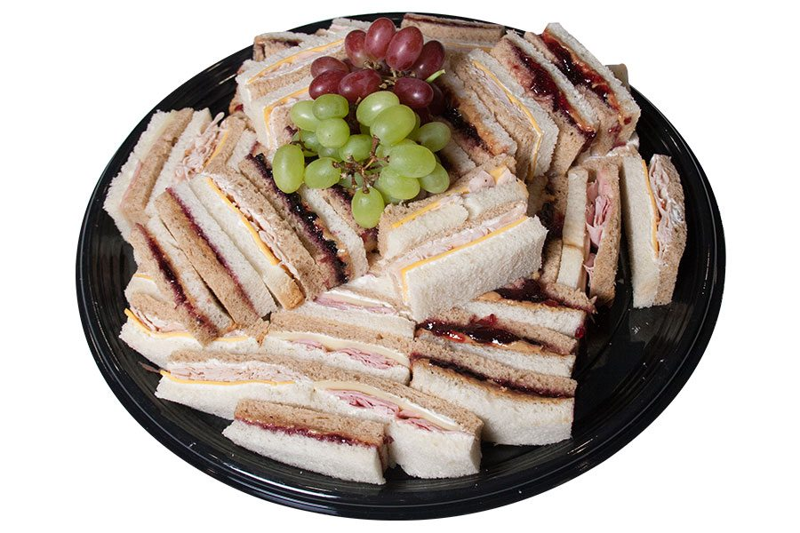 Spec's Party Trays - Finger Sandwiches