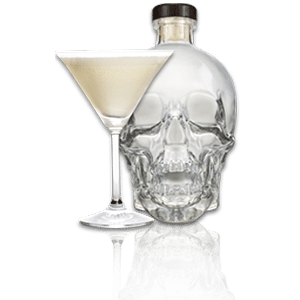 Ghostly Cocktail