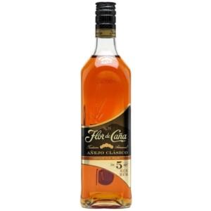 Flor De Cana Rum • Black 5yr